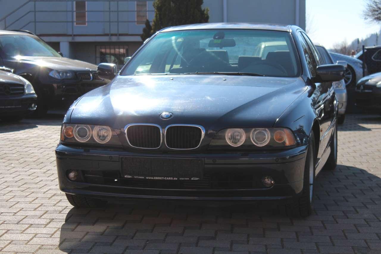 Autos nach BMW 5-Series 525d