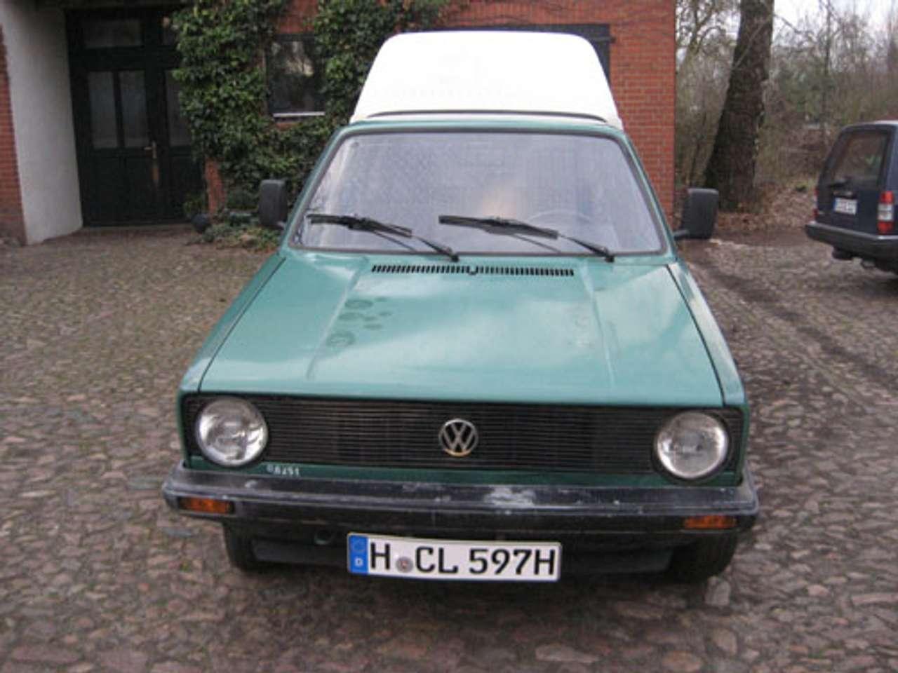 Autos nach Volkswagen Polo 1.3 Fox, CL, GT