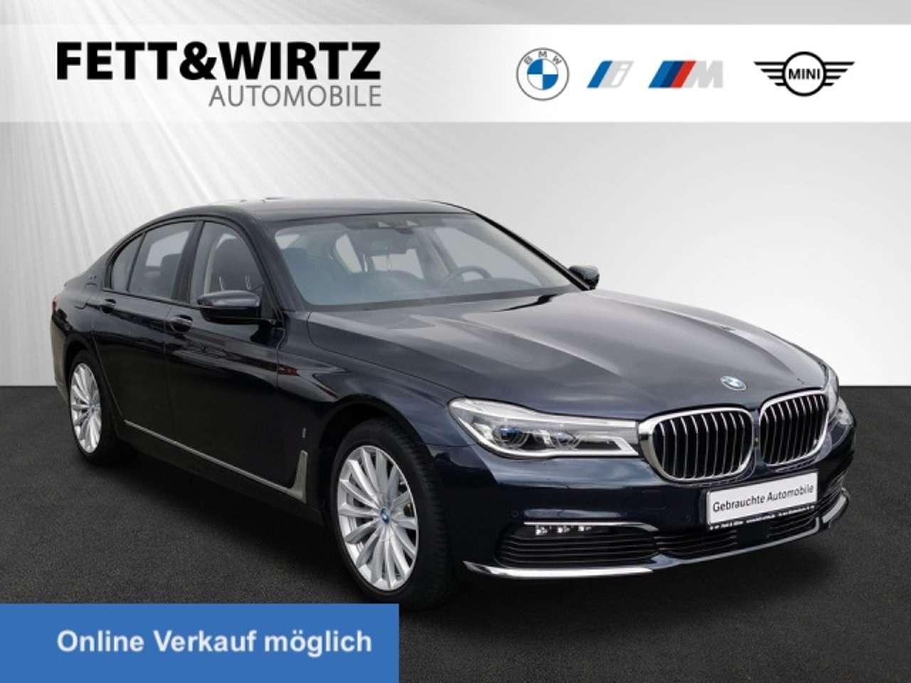 Autos nach BMW B7 B 7 S Turbo