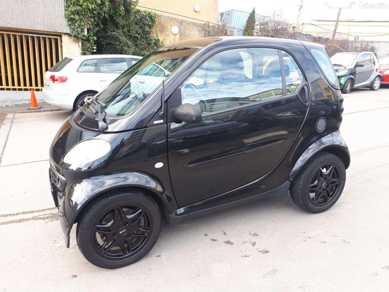 Autos nach Smart Fortwo smart & passion