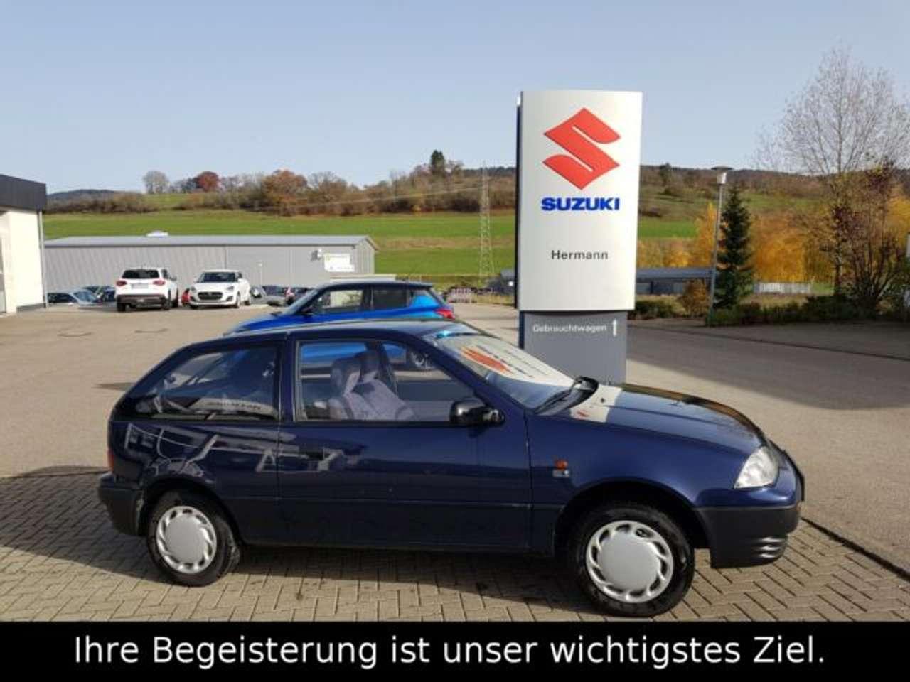Autos nach Suzuki Swift 1.0 GL