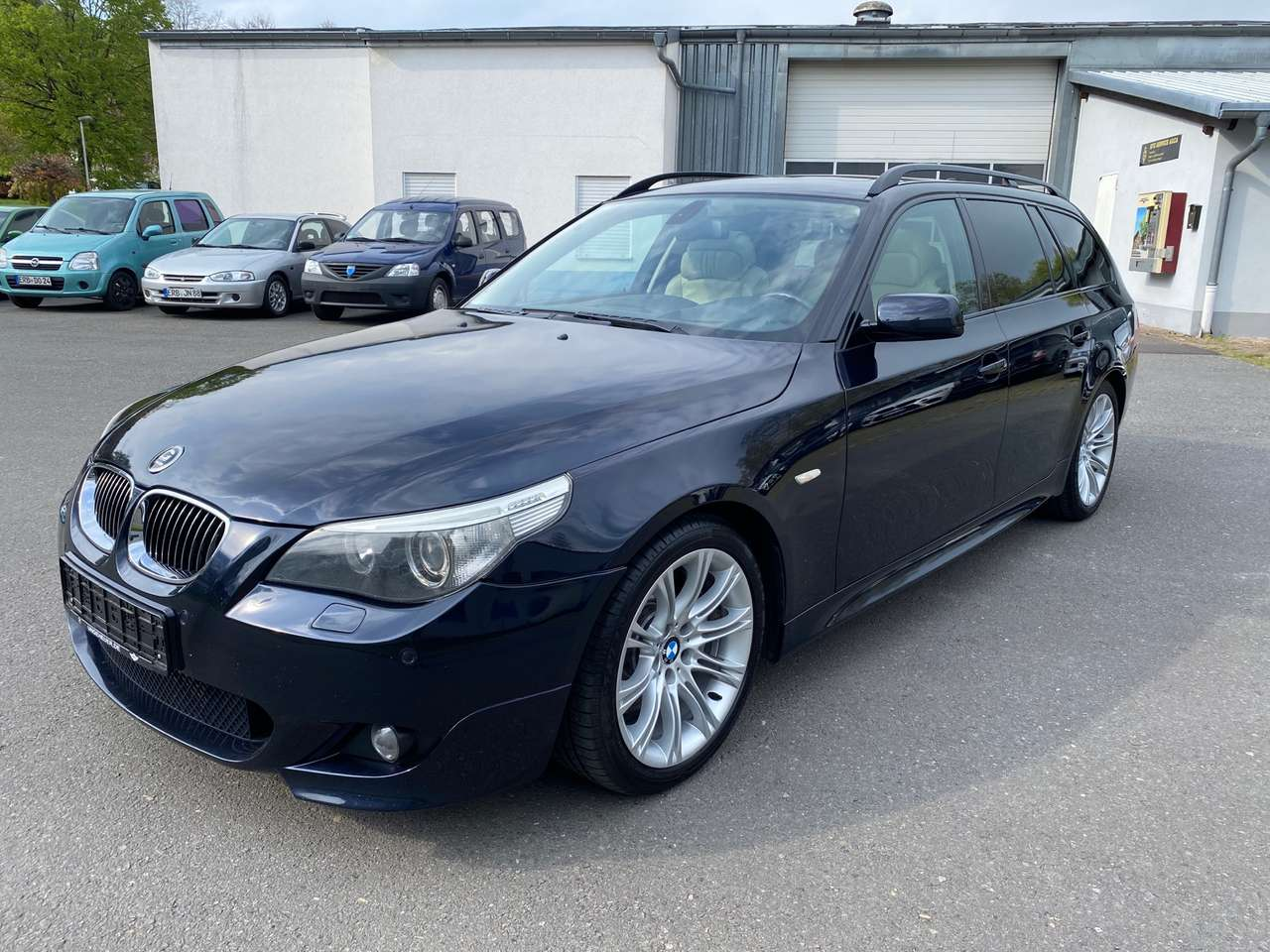 Autos nach BMW 5-Series 535d touring