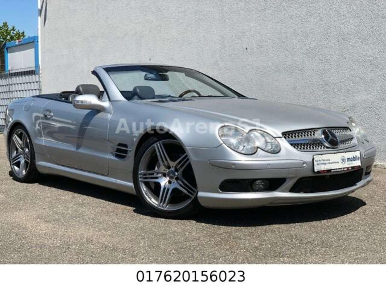 Autos nach Mercedes CL-Class