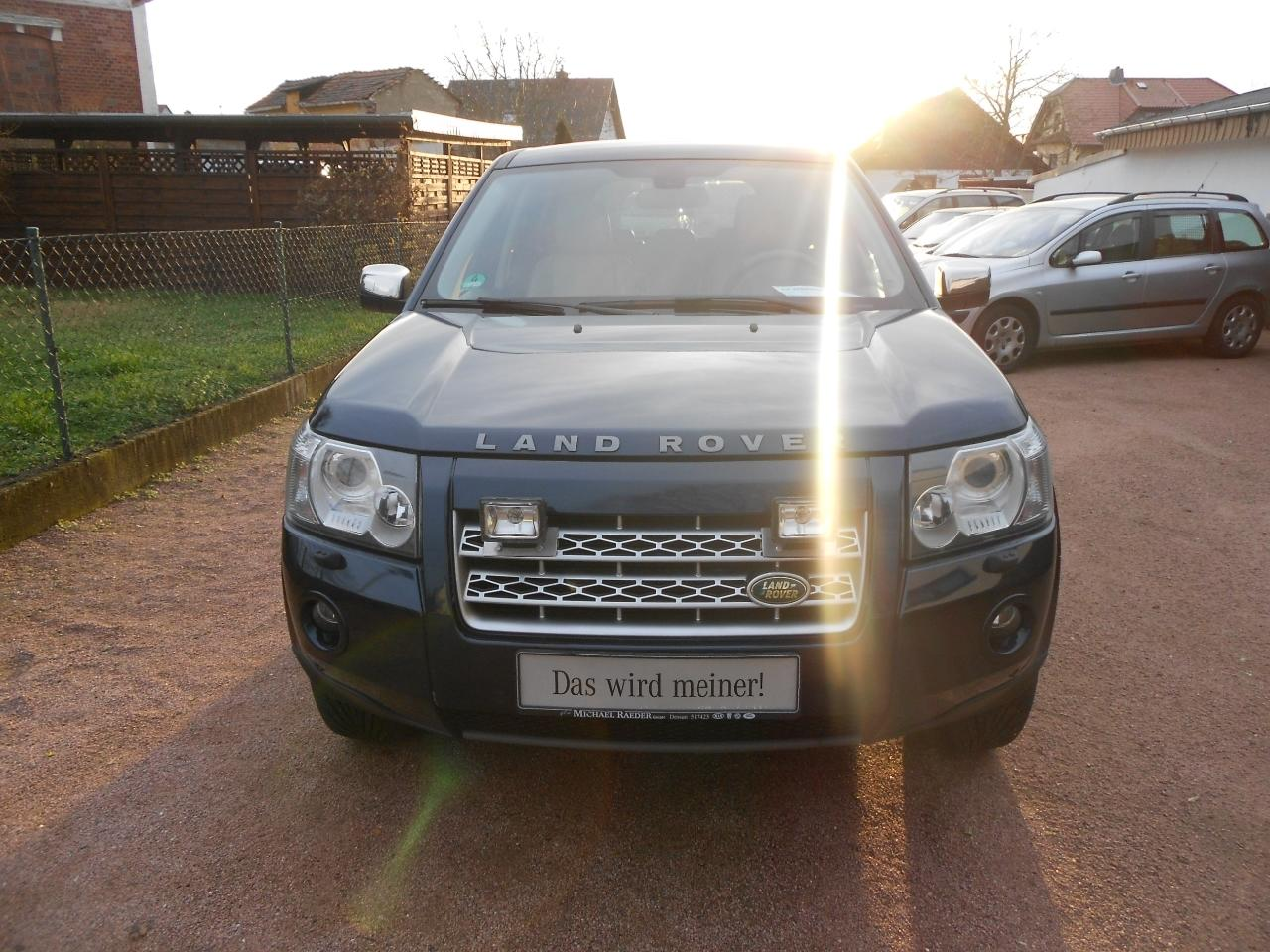 Autos nach Land Rover Freelander