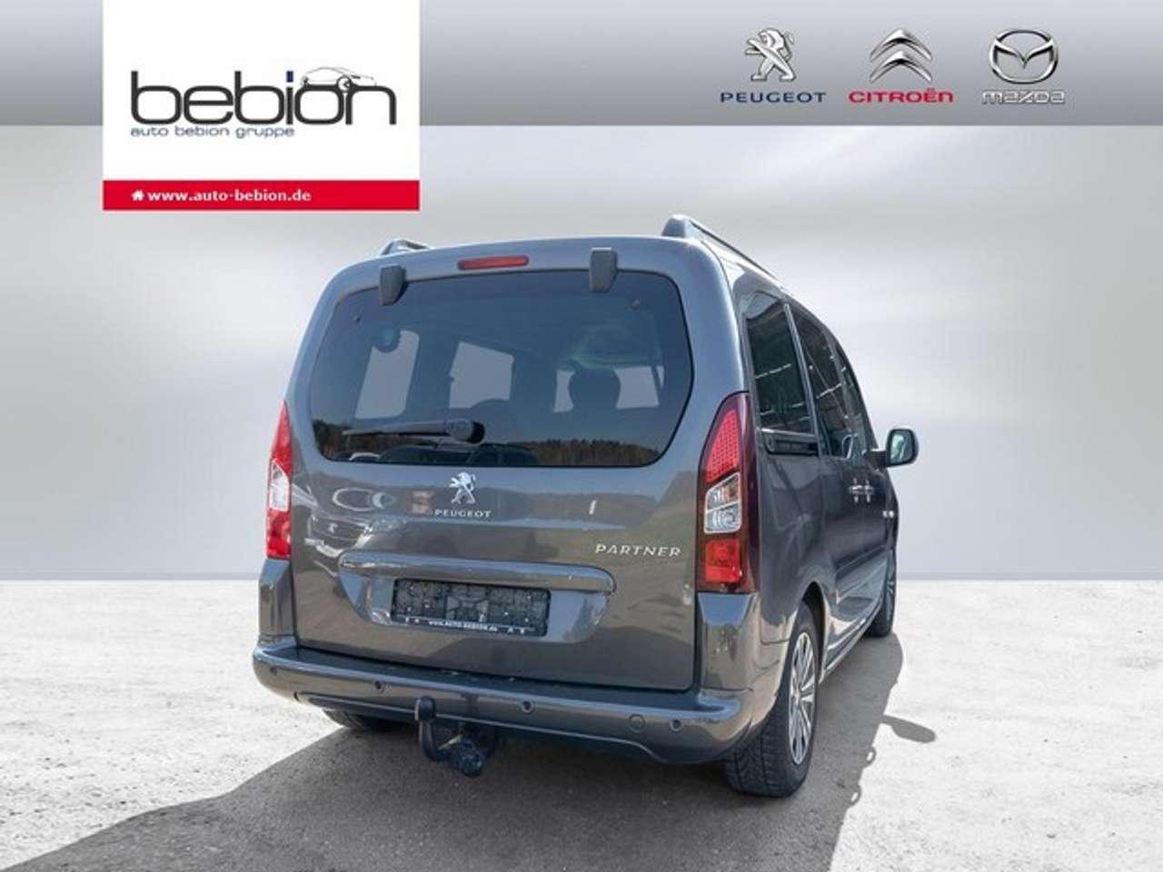 Autos nach Peugeot Partner Tepee