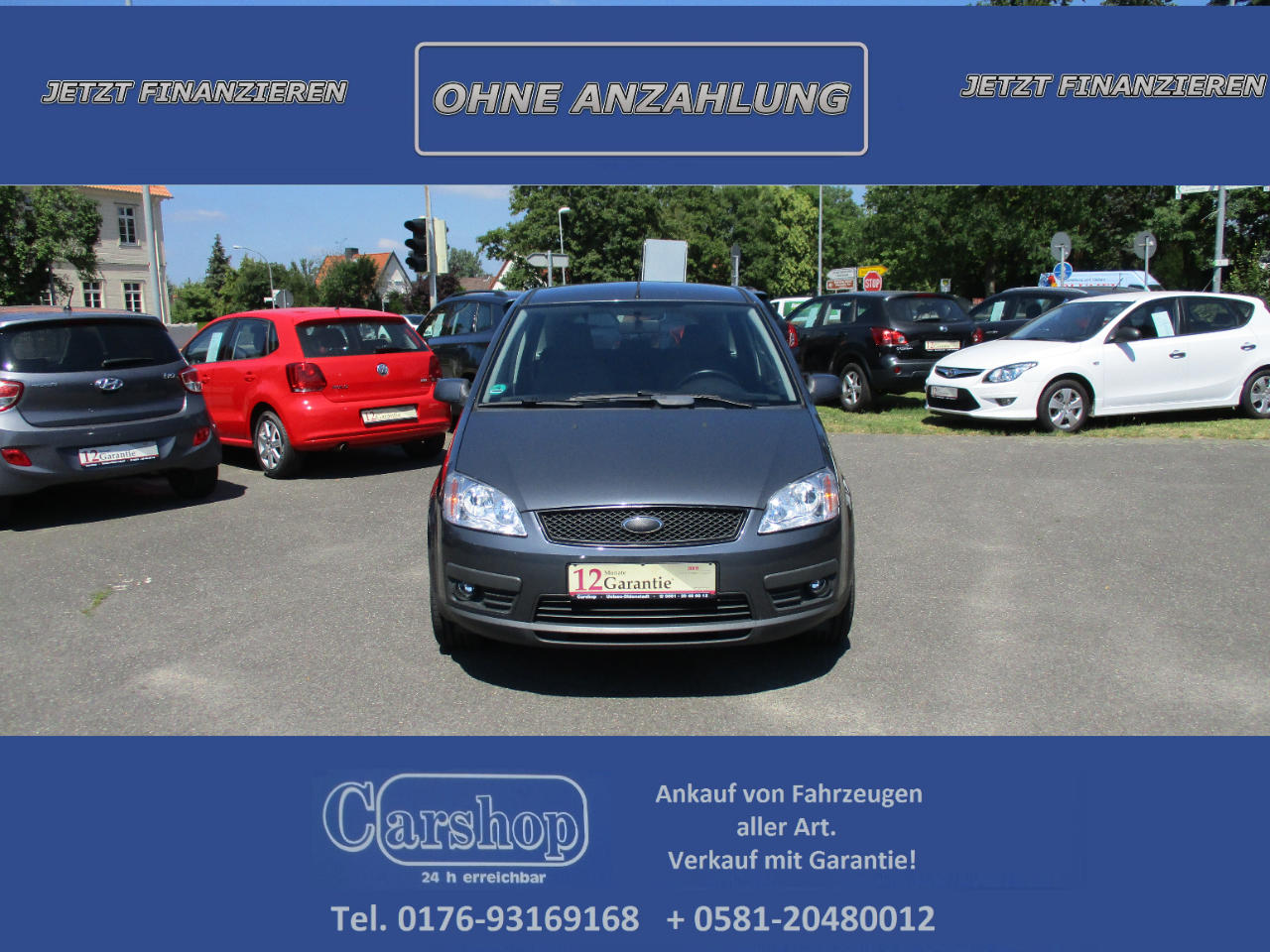Used Ford Focus 1.8
