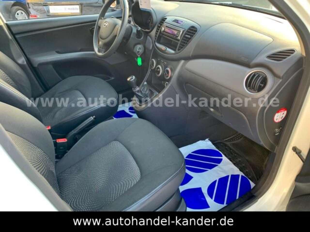 Autos nach Hyundai i10