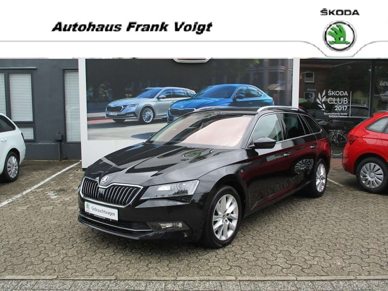 Autos nach Skoda Superb Combi 2.0 TDI