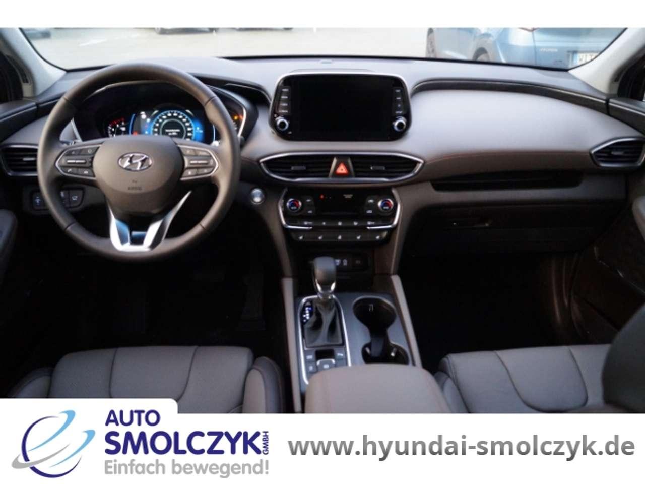 Autos nach Hyundai Santa Fé