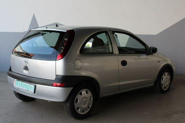 Autos nach Opel Corsa 1