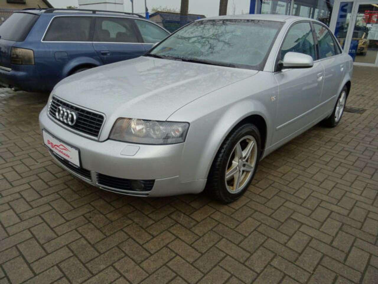 Autos nach Audi A4 3