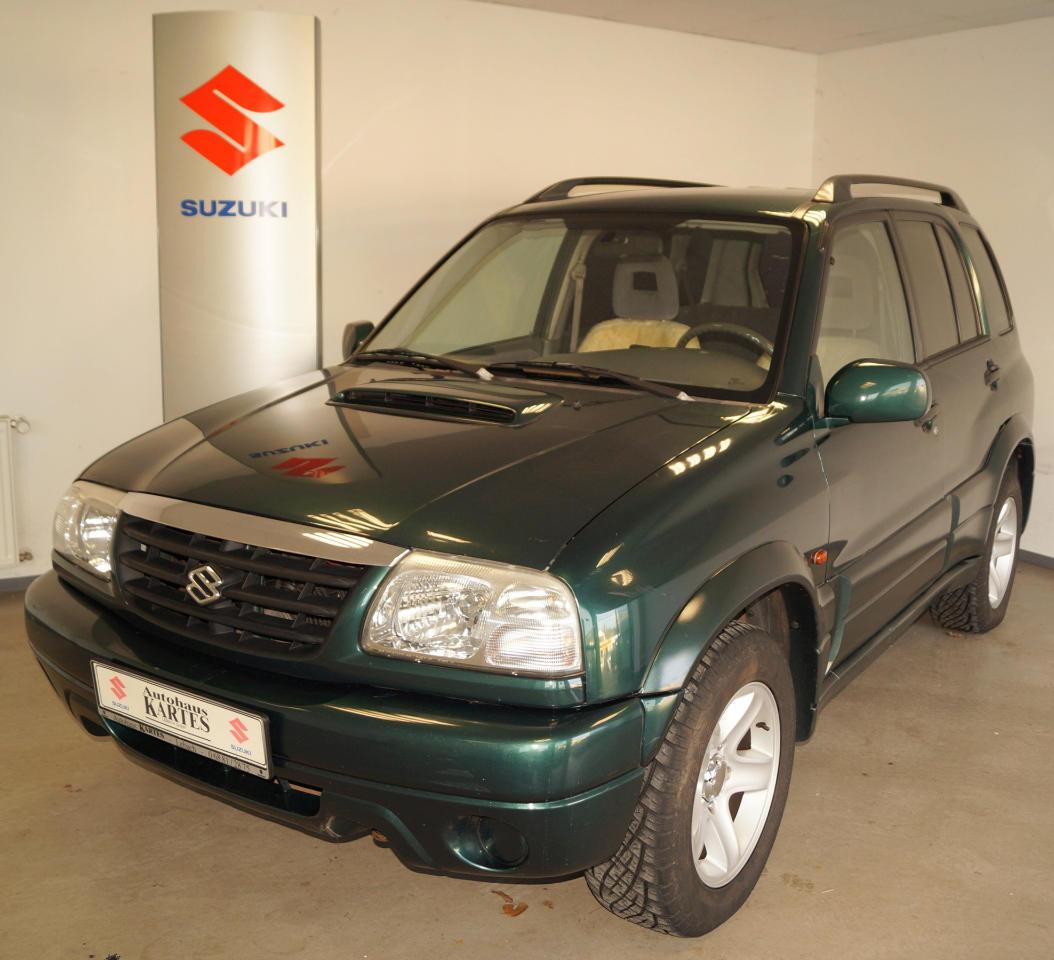 Autos nach Suzuki Grand Vitara 2.0 TD