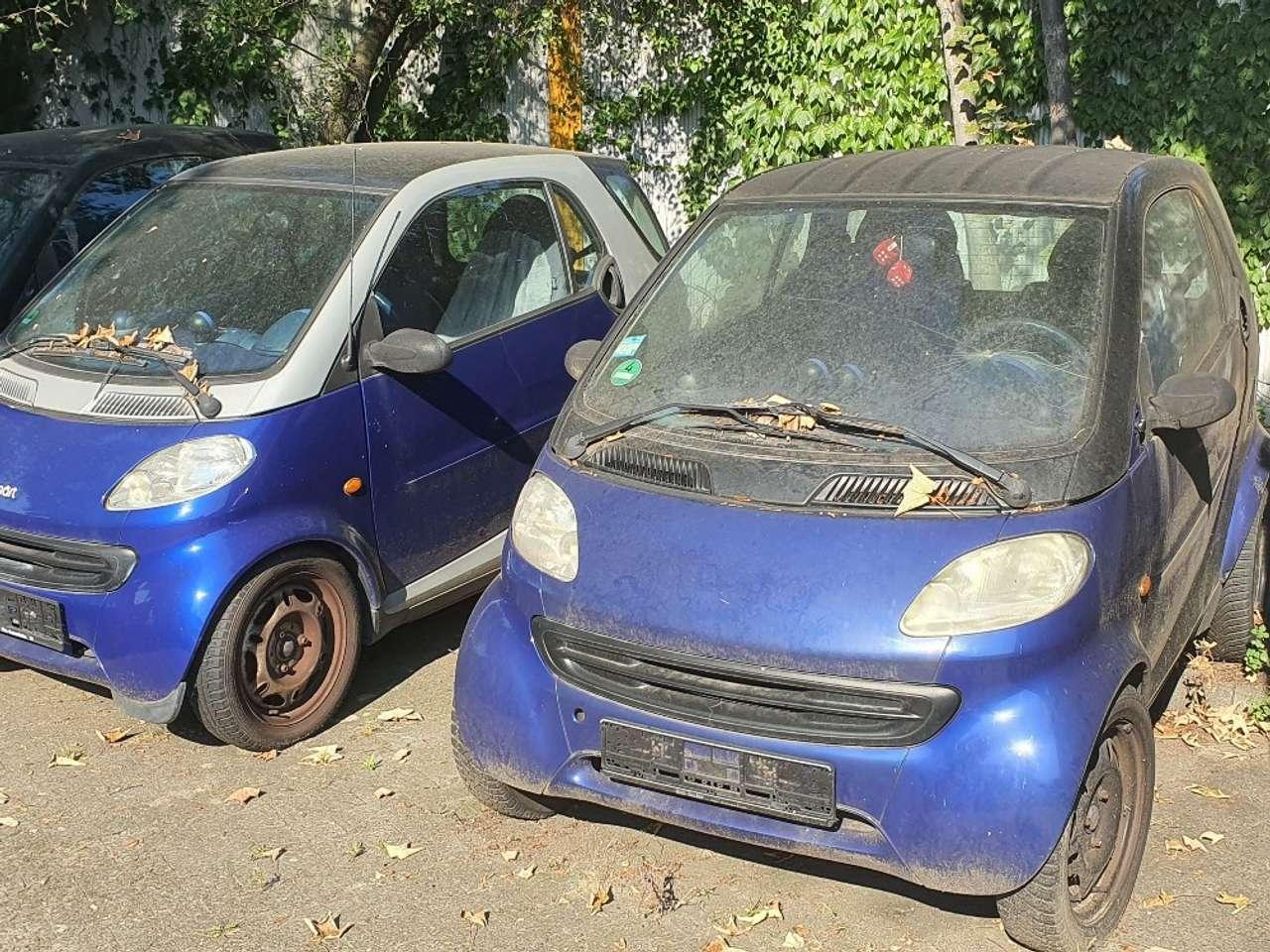 Autos nach Smart Fortwo smart & pure