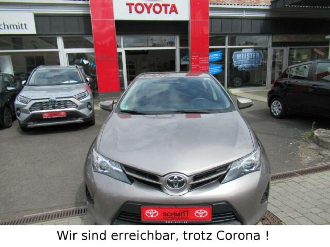 Autos nach Toyota Auris 1.33