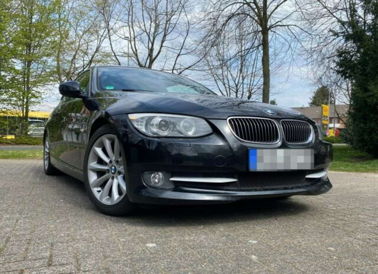 Autos nach BMW 3-Series 335d Coupé