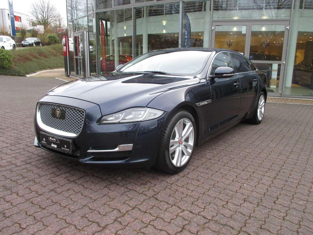Autos nach Jaguar XJ 3.0 V6 Kompressor