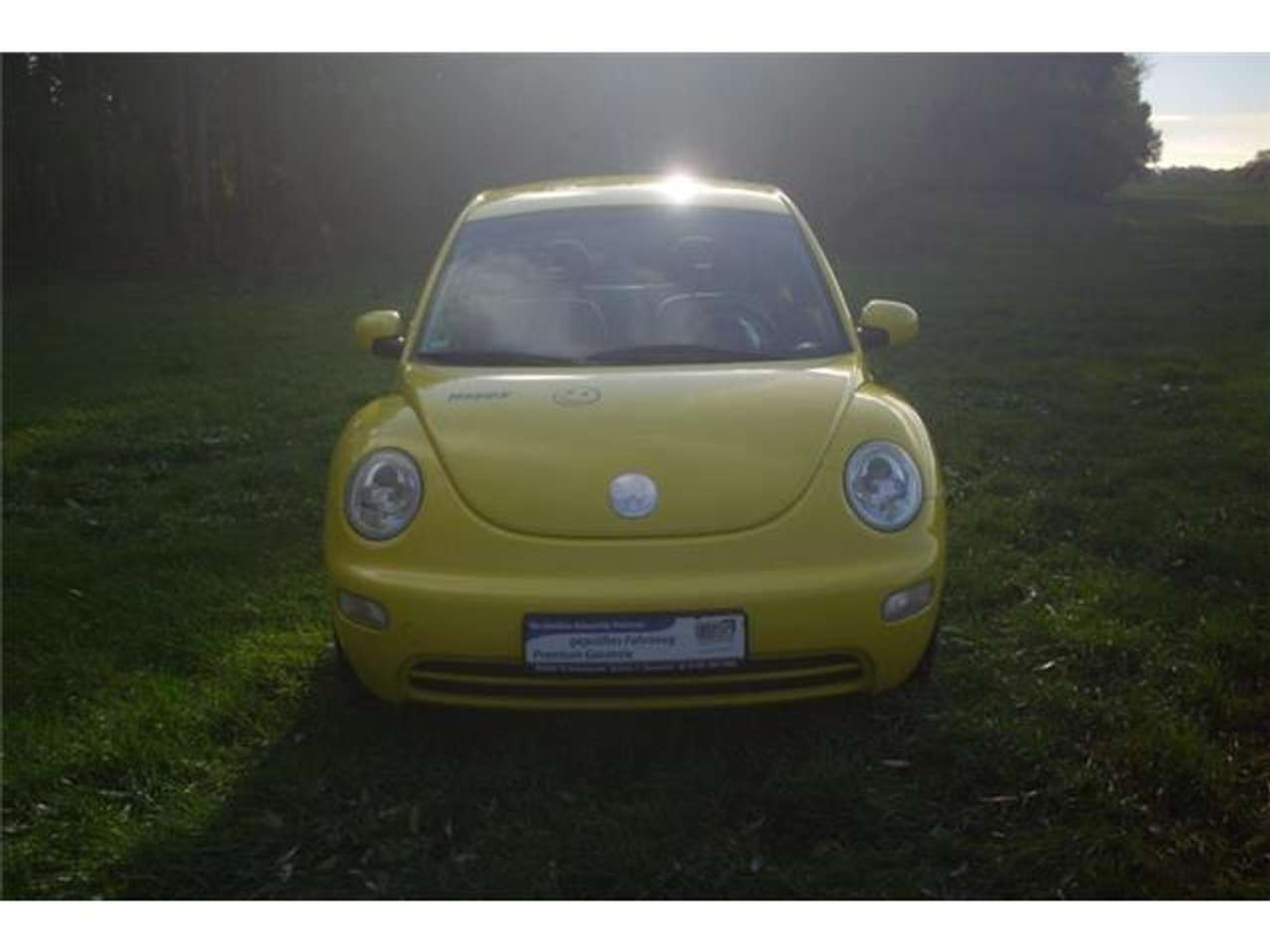 Autos nach Volkswagen New Beetle