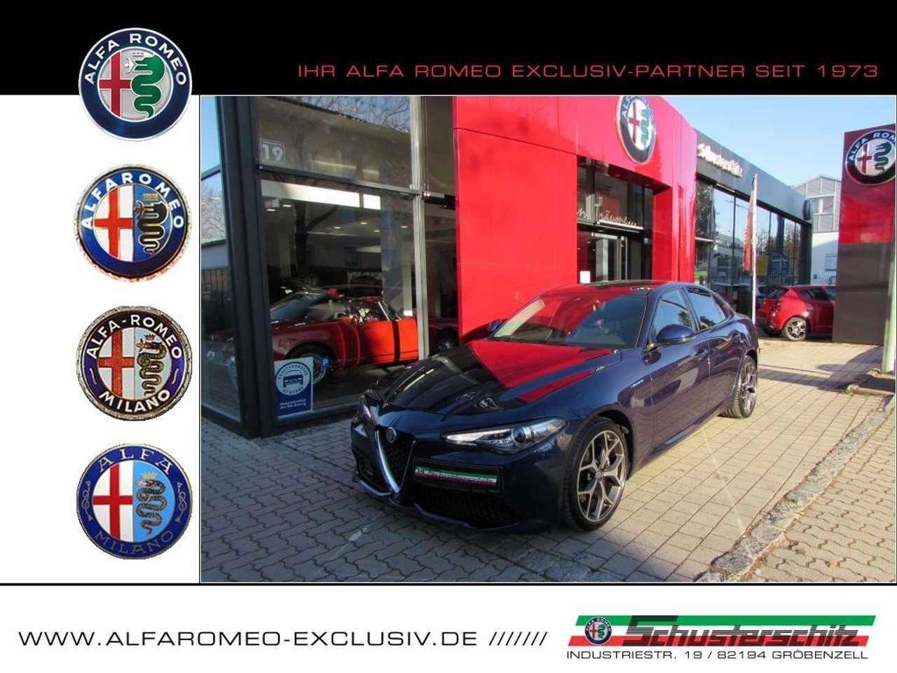 Autos nach Alfa Romeo Giulia 2.2 Diesel Veloce