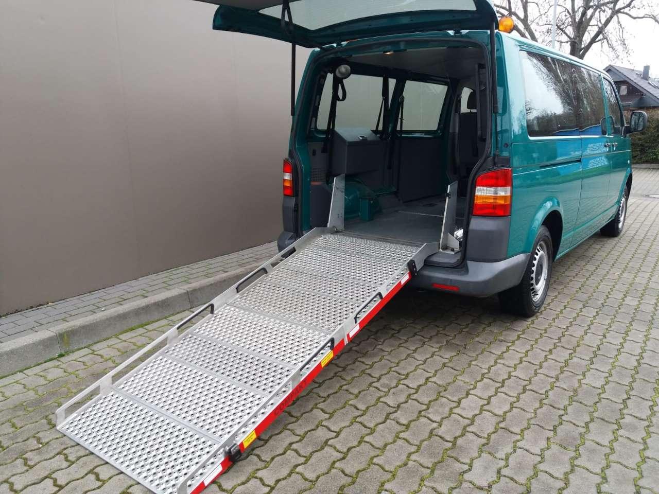 Autos nach Volkswagen T5 Multivan