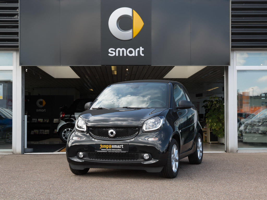 Autos nach Smart Fortwo fortwo coupé 0.9 turbo