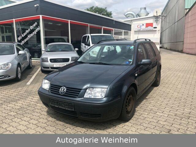 Used Volkswagen Bora 1.9 TDI