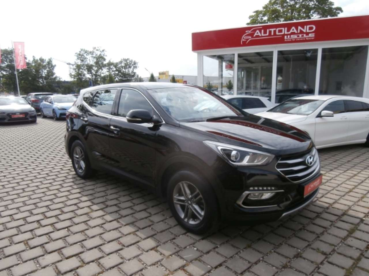 Autos nach Hyundai Santa Fé Santa Fe 2.4 GDI 2WD