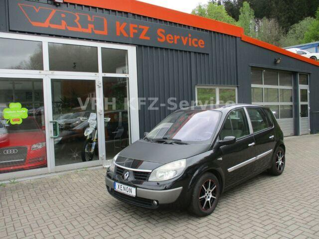 Autos nach Renault Scénic 2.0 16V Turbo