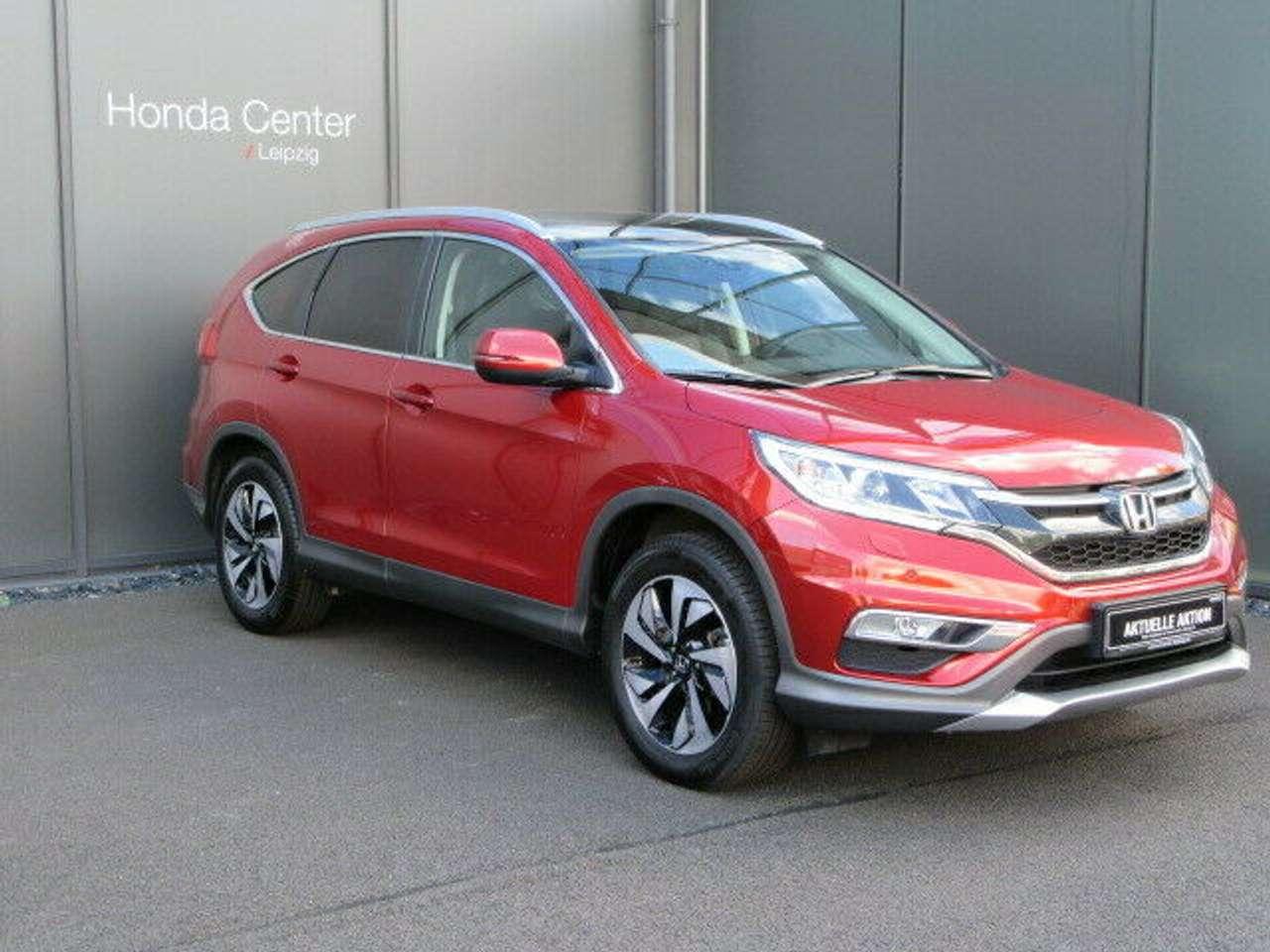 Autos nach Honda CR-V 1.6 i-DTEC 4WD