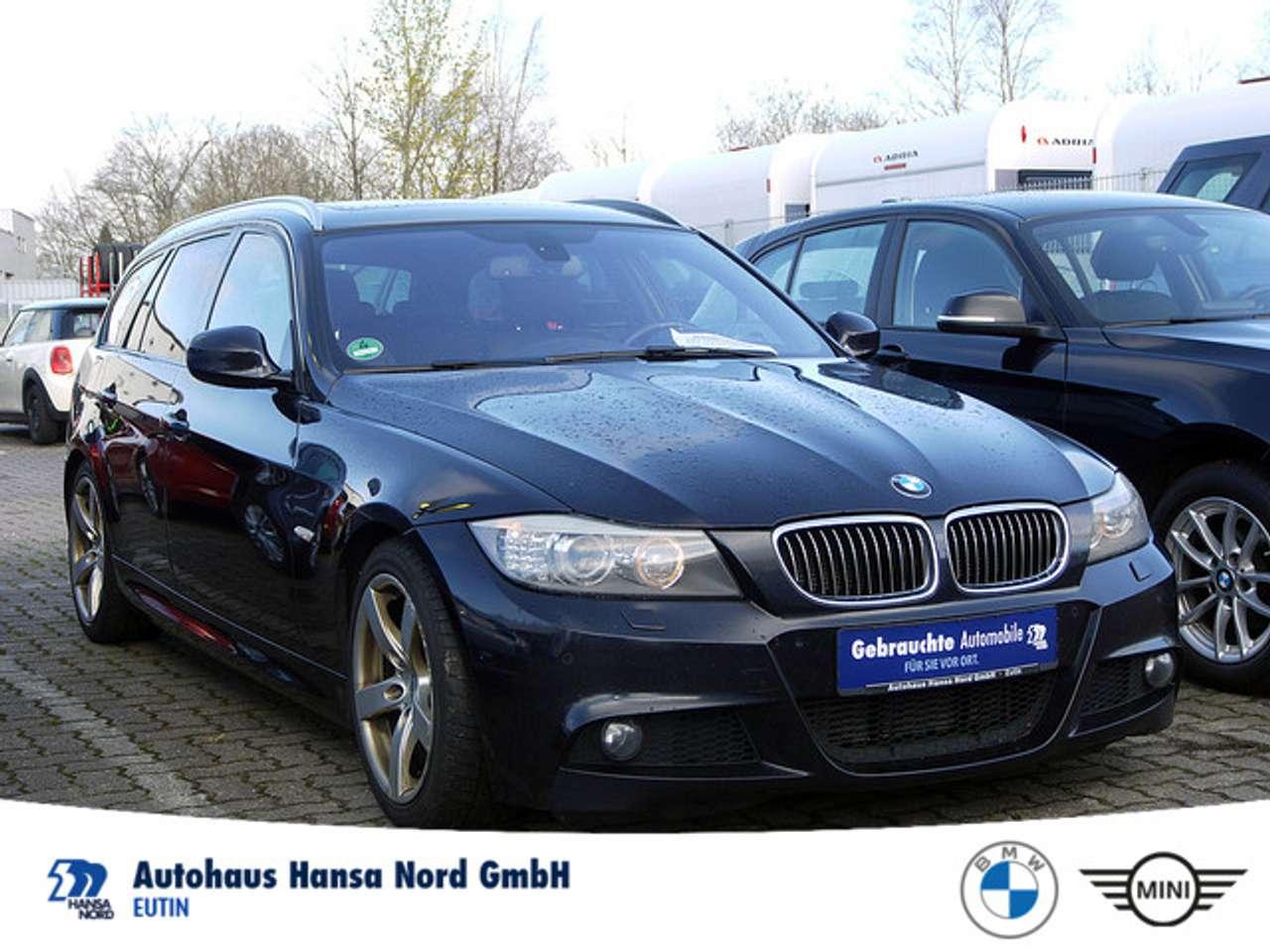 Autos nach BMW D10 Biturbo touring