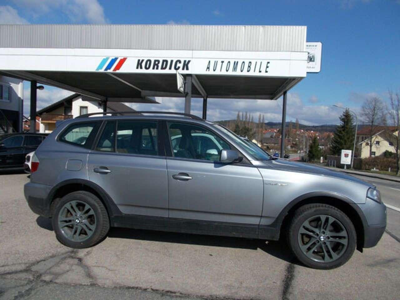 Autos nach BMW X3 3.0sd