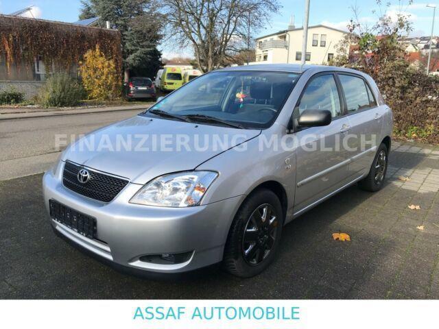 Autos nach Toyota Corolla Limousine 1.6