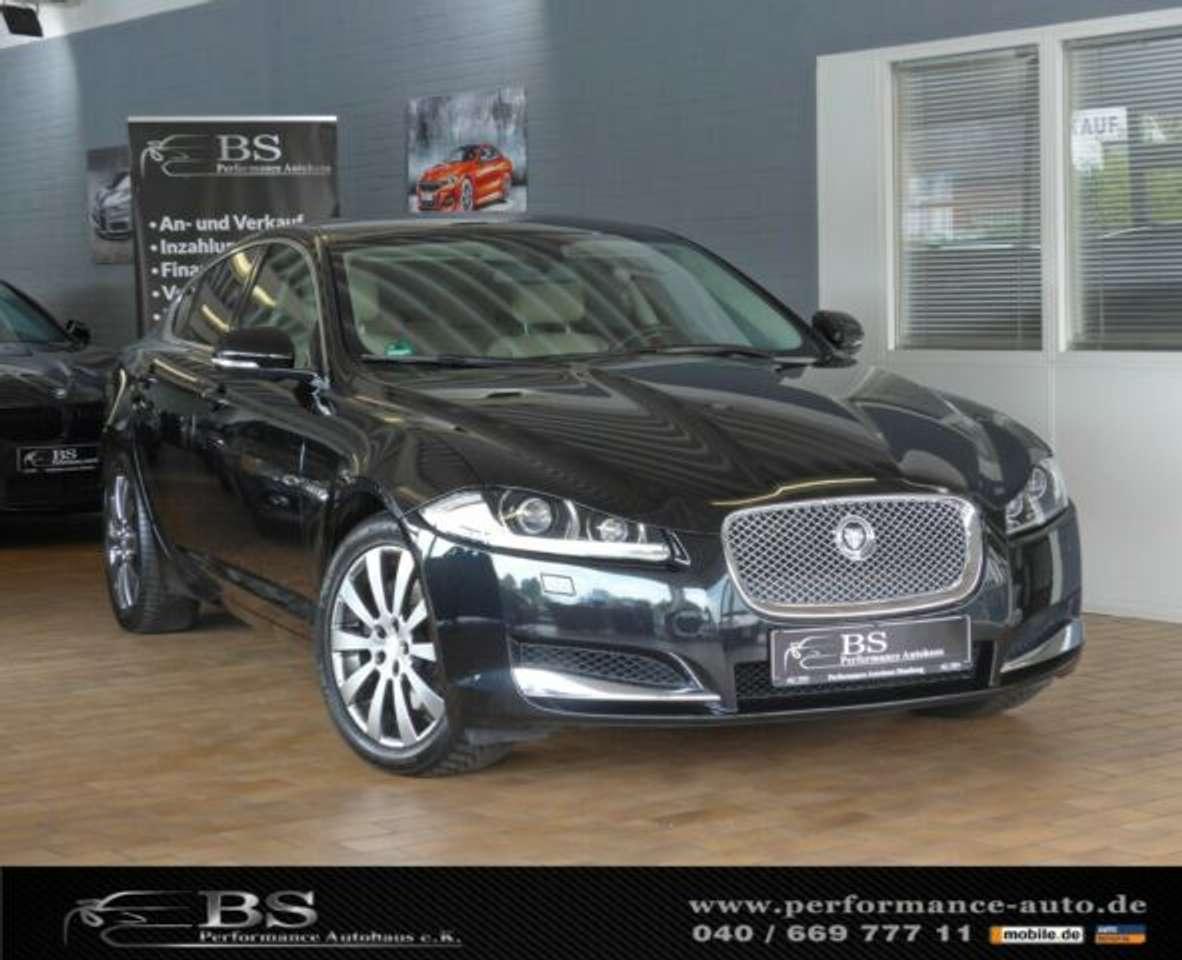 Autos nach Jaguar XF 3.0 V6D 500