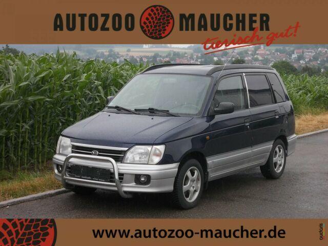 Autos nach Daihatsu Gran Move