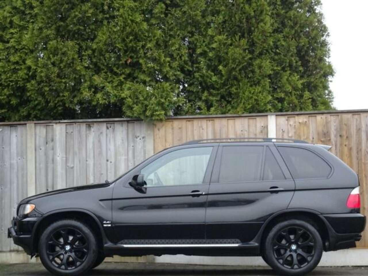 Autos nach BMW X5 4.4i