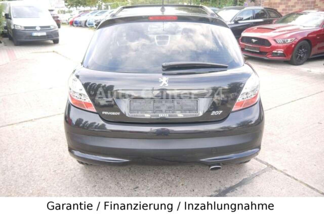 Autos nach Peugeot 207