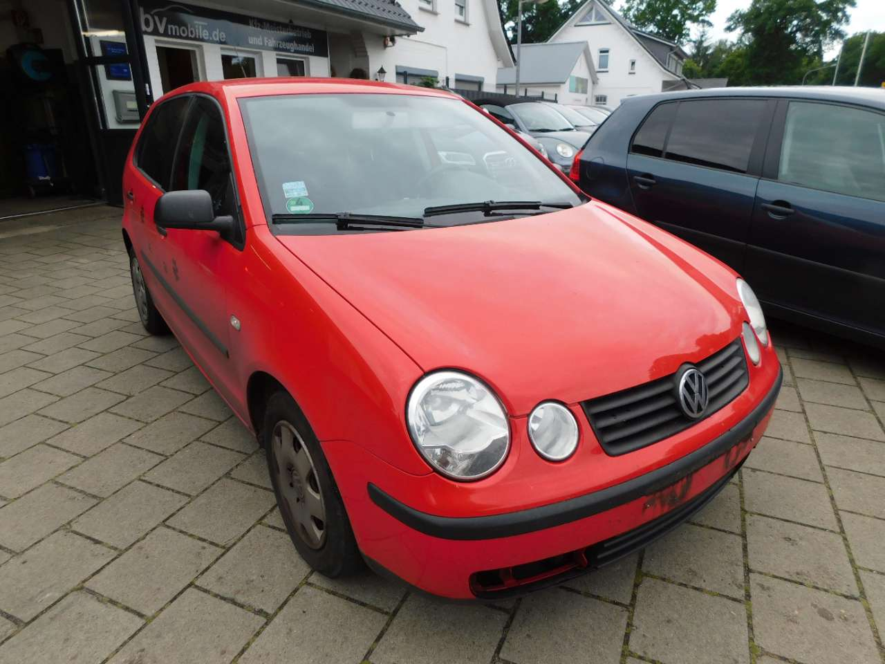 Autos nach Volkswagen Polo Limousine 1.4 TDI