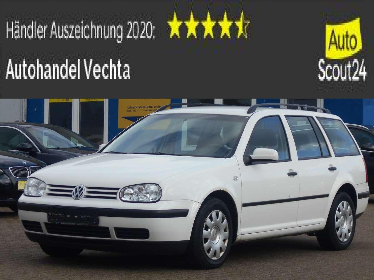 Autos nach Volkswagen Golf Variant 1.9 SDI