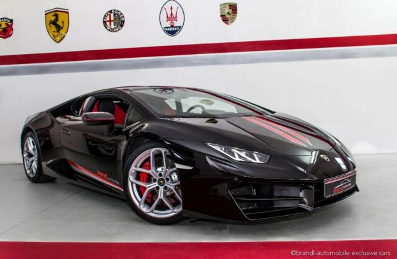 Autos nach Lamborghini Huracán Spyder LP580-2