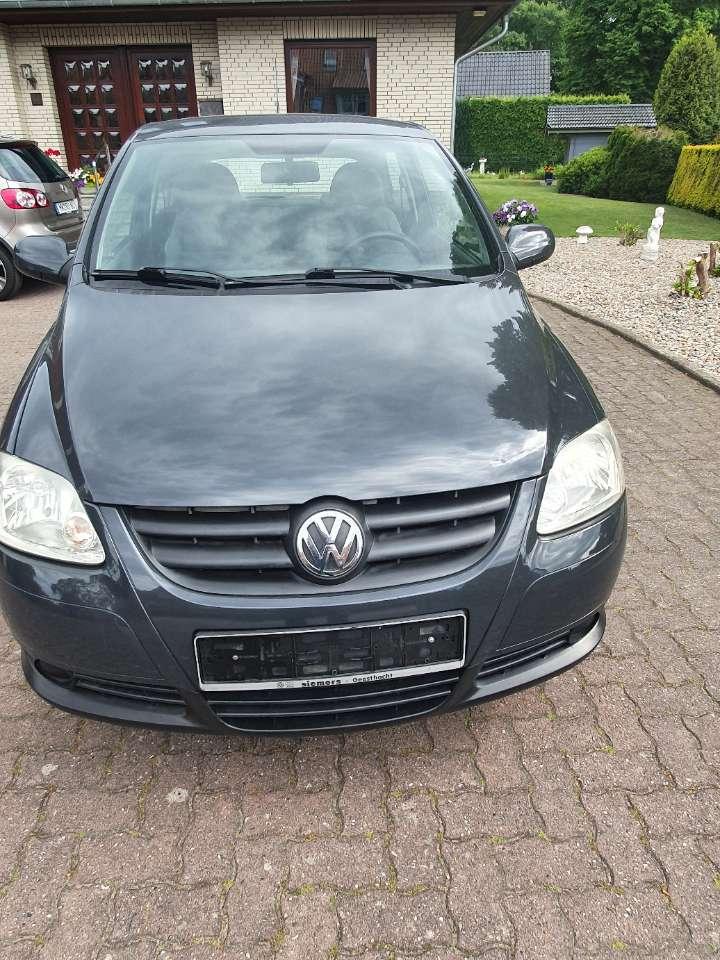 Autos nach Volkswagen Fox