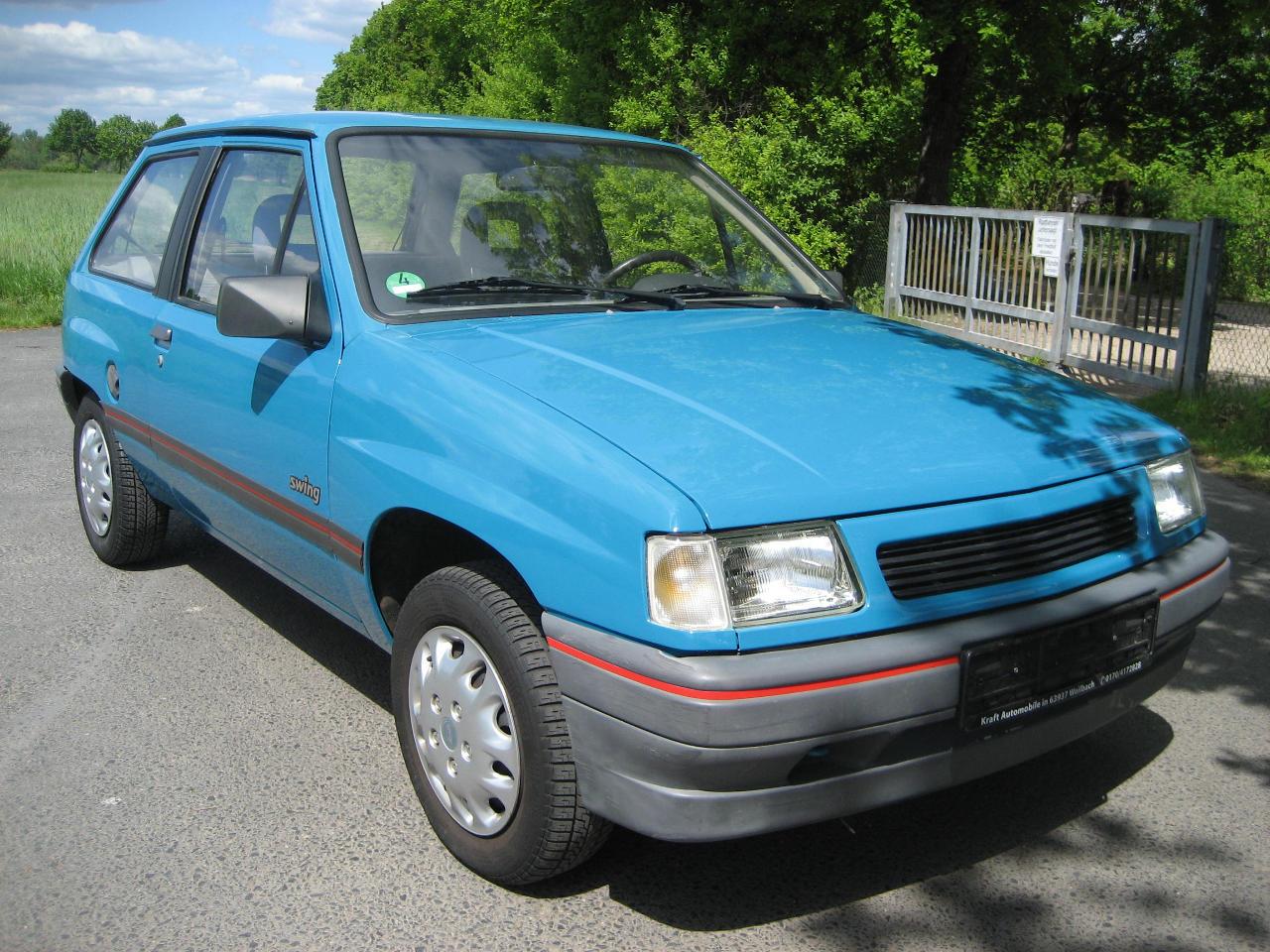 Autos nach Opel Corsa 1.2 NE Swing, GL