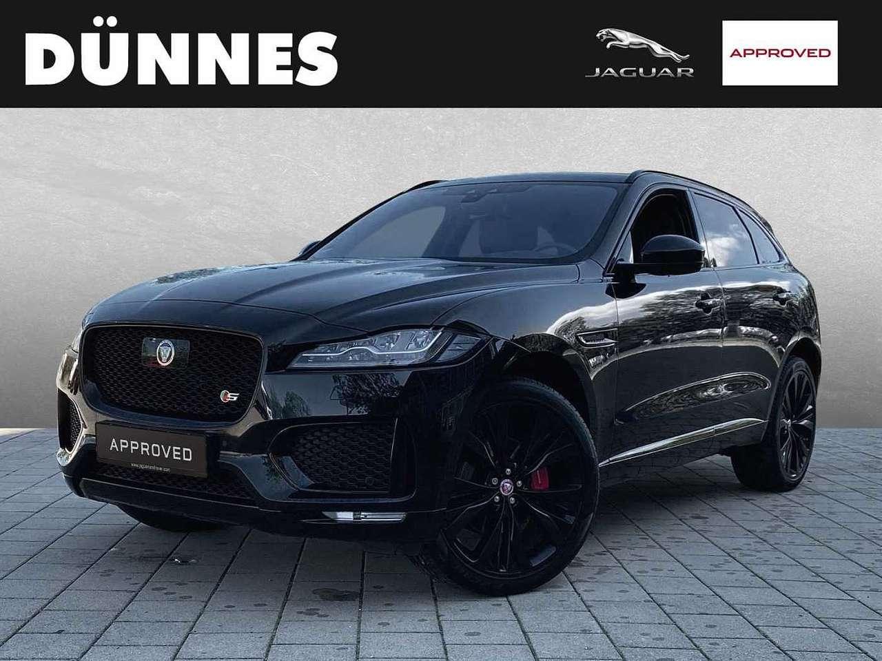 Autos nach Jaguar F-Pace