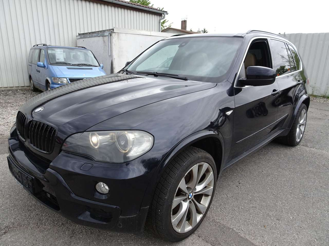 Autos nach BMW X5 35d