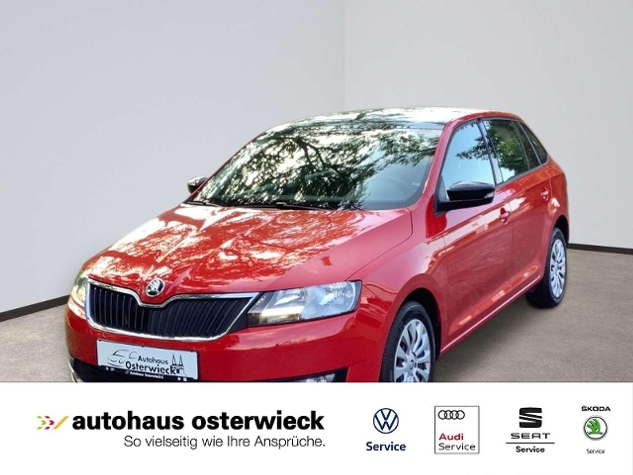 Autos nach Skoda Rapid 1.6 TDI Green tec