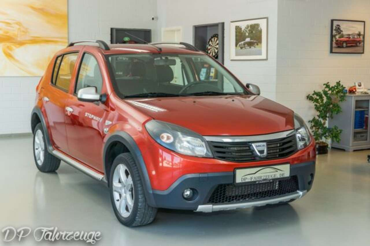 Used Dacia Sandero 1.6