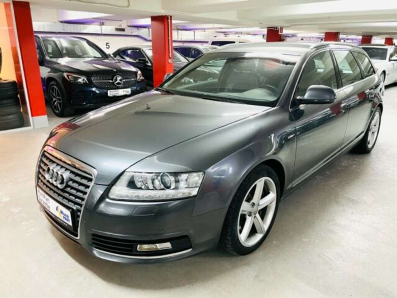 Autos nach Audi A6 Avant 2.7 TDI