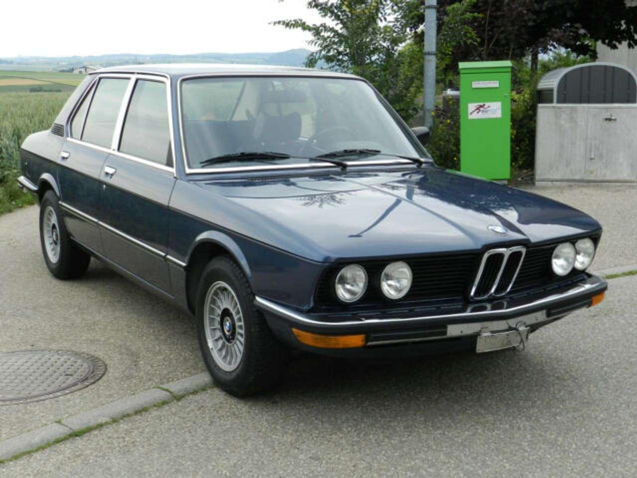 Autos nach BMW 5-Series 518
