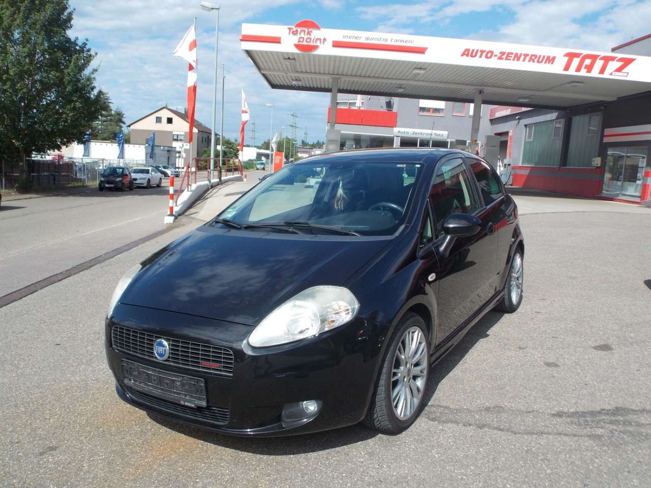 Autos nach Fiat Punto 1.8 16V HGT