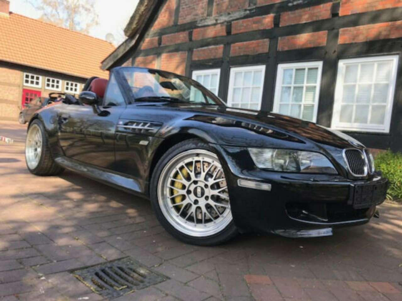 Autos nach BMW Z3 M coupé