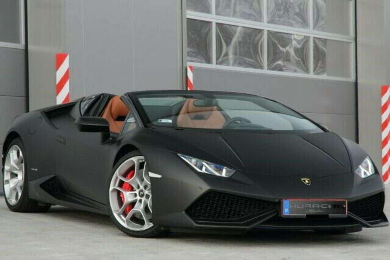 Autos nach Lamborghini Huracán LP610-4