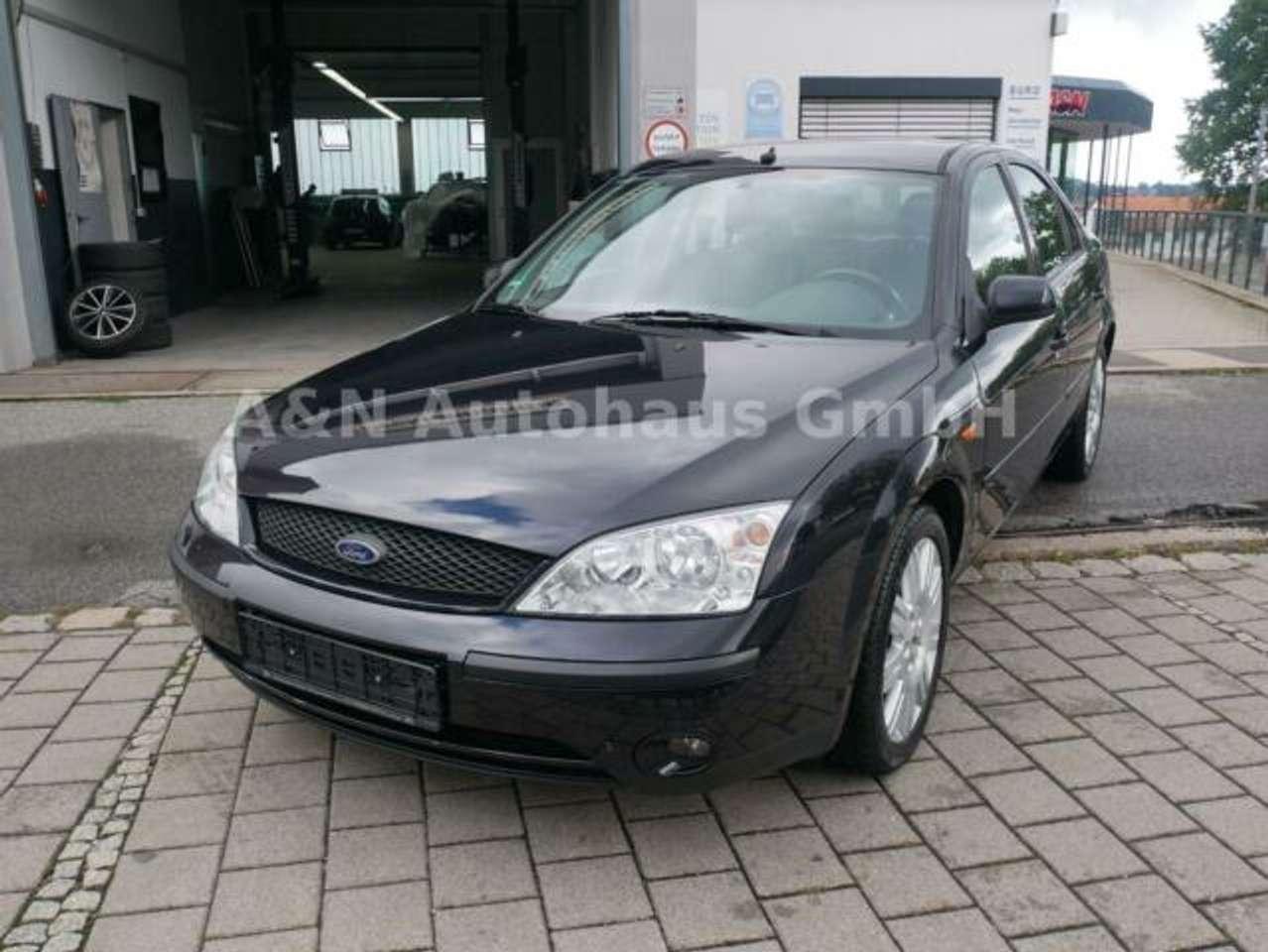 Autos nach Ford Mondeo 2.0 16V